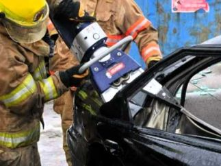 Fancy Images Of The Jaws Of Life hurst jaws of life demo 2011 victoriaville youtube